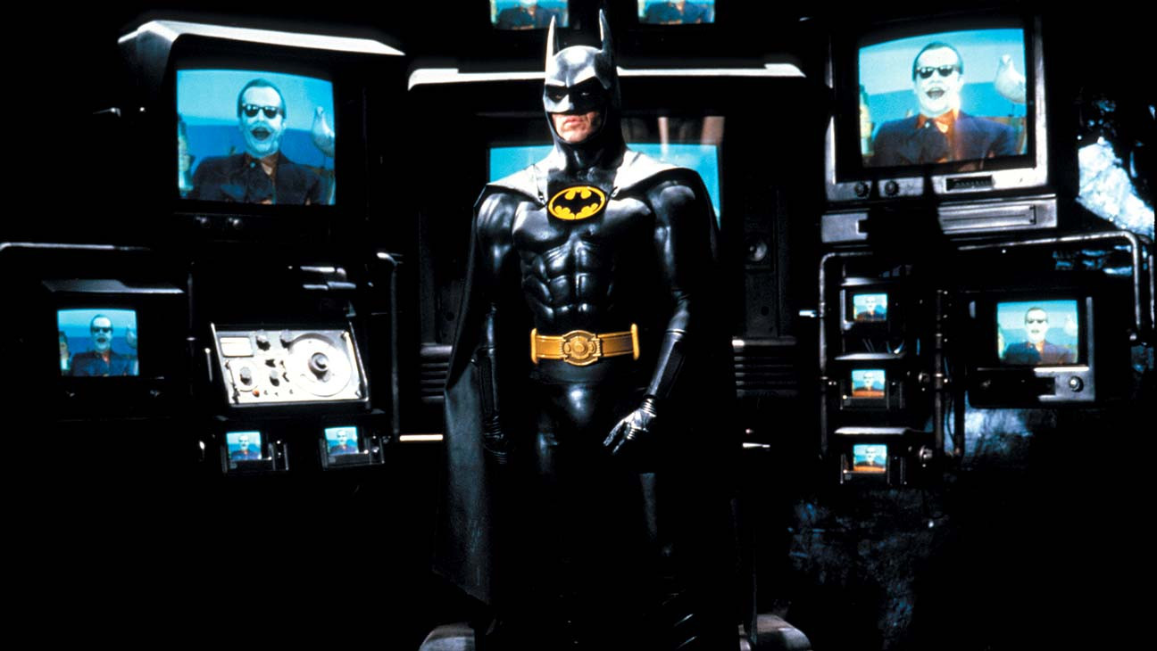 Michael Keaton Jokes He Occasionally Slips on Batman Suit Around the House