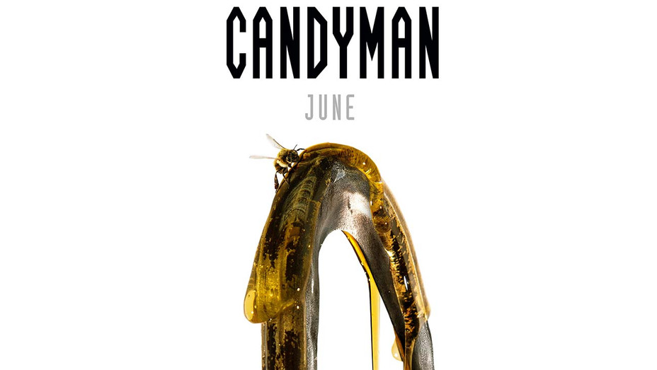 Universal's upcoming Candyman - One Sheet - Universal Publicity-H 2020