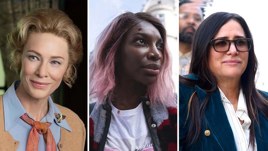 Cate Blanchett in Mrs. America -I May Destroy You - Pamela Adlon in Better Things - Publicity stills - Split - H 2020