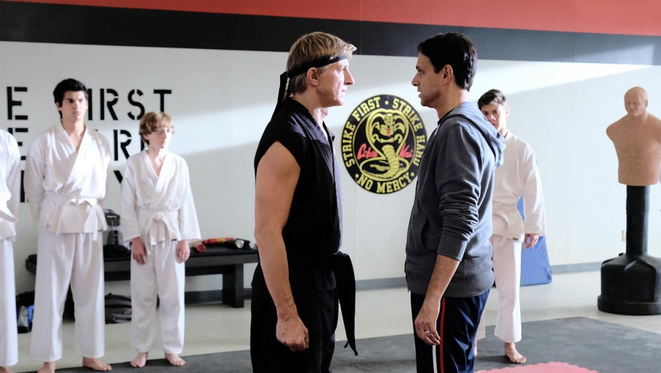 'Cobra Kai' Finds New Home at Netflix Ahead of Third Season | THR News