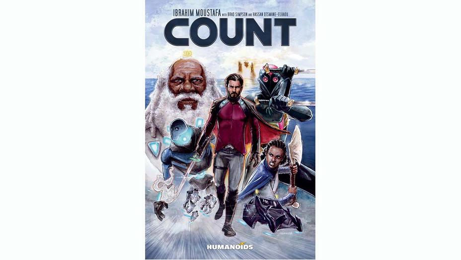 Count Announcement Cover-  Ibrahim Moustafa/Humanoids - H 2020