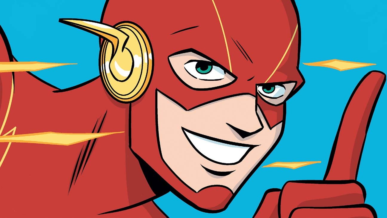 DC's 'Flash Facts' Trailer Shows Superheroes Teaching STEM