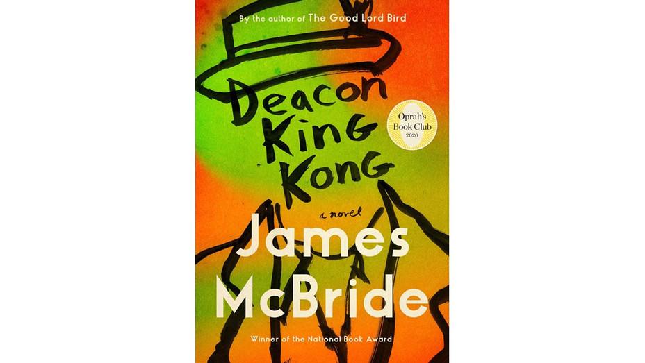 Deacon King Kong- book cover- Publicity - H 2020