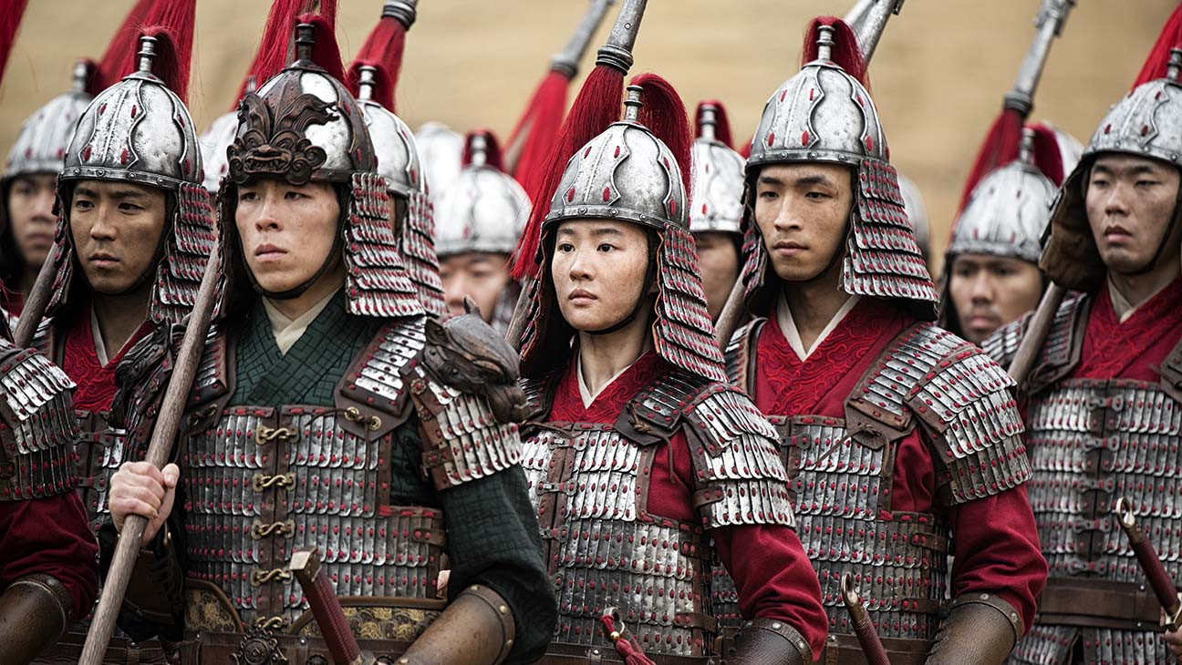 Mulan Film Review Hollywood Reporter