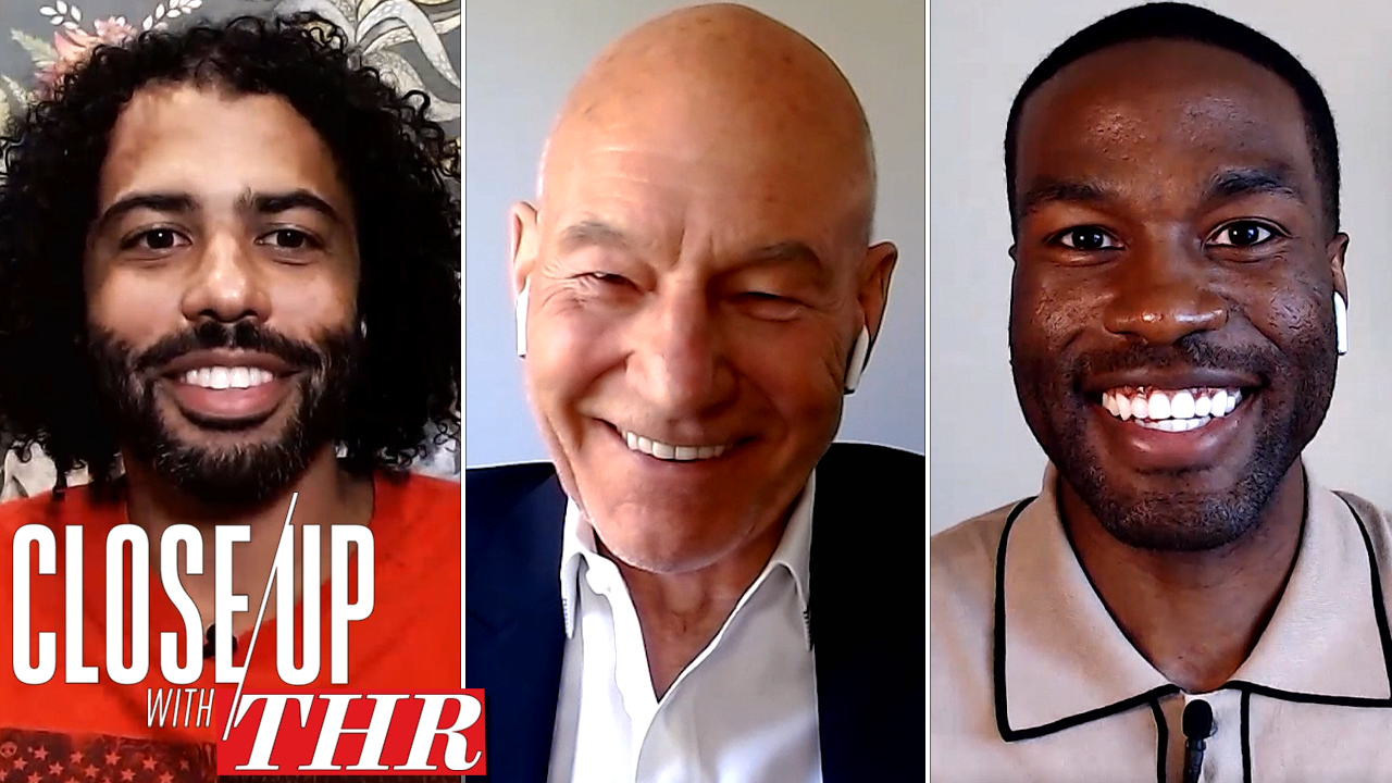 TV Drama Actor Roundtable with Patrick Stewart, Yahya Abdul-Mateen II, Kieran Culkin, Daveed Diggs, Tobias Menzies & Bob Odenkirk