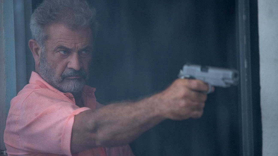 Force of Nature Still 2 - Mel Gibson- Publicity -H 2020