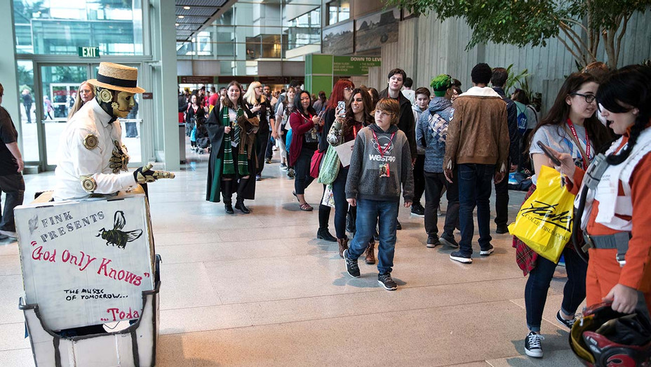 General view of Emerald City Comic Con at Washington State Convention Center on March 5, 2017 in Seattle, Washington - Getty - H 2020