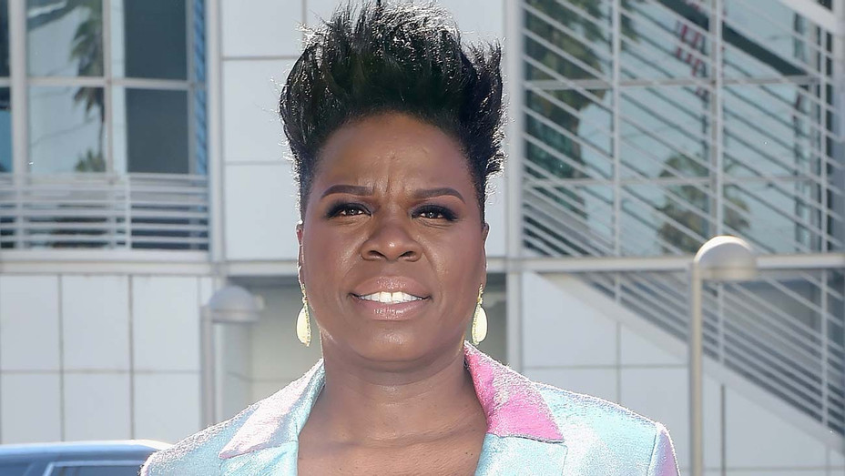 Leslie Jones attends Audi at the 70th Annual Emmy Awards - Getty -H 2020