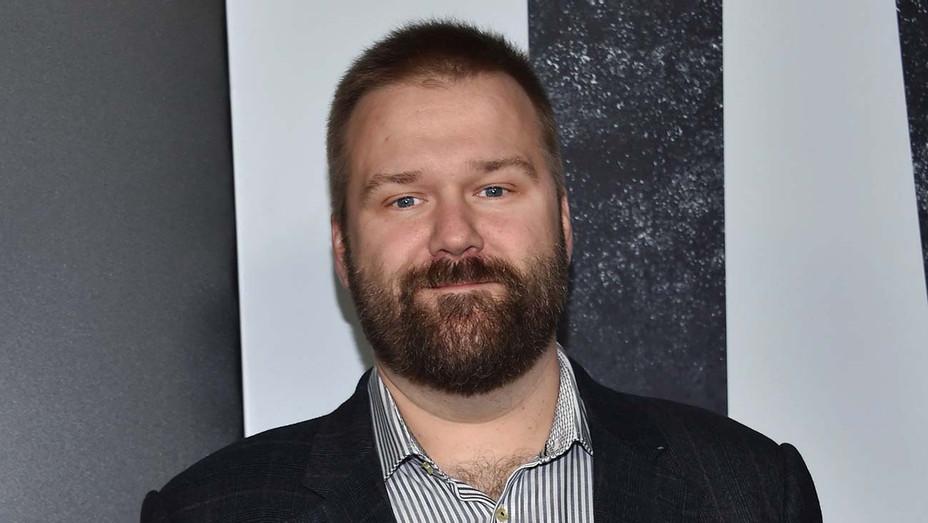 Robert Kirkman attends the premiere of AMC's 'The Walking Dead' Season 9 - Getty-H 2020