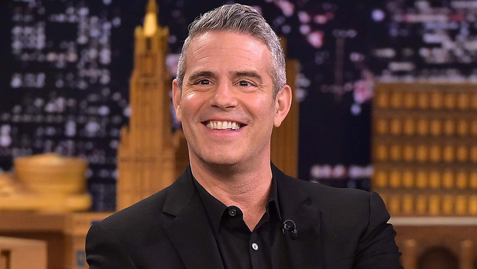 Andy Cohen - smile -  December 5, 2018 - Getty -H 2020