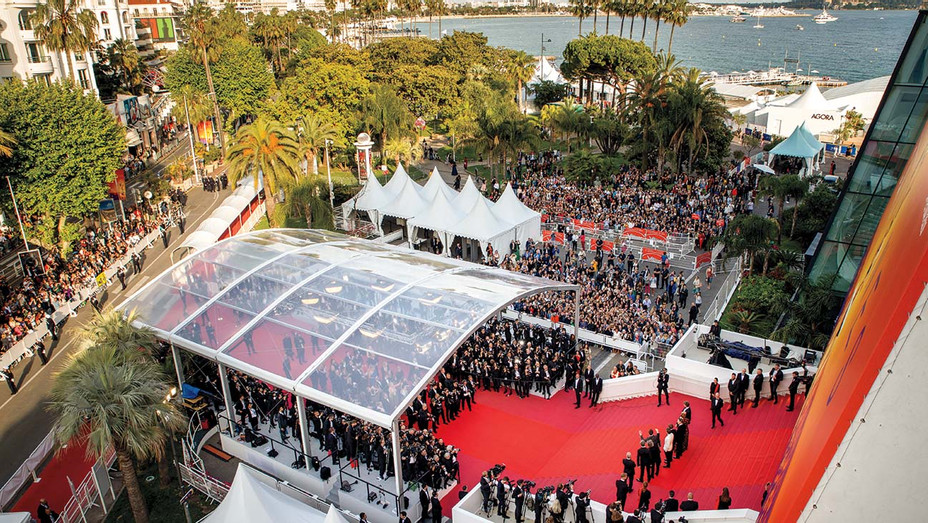 ONE TIME USE ONLY - 72nd annual Cannes - Rocketman screening - Getty -H 2020