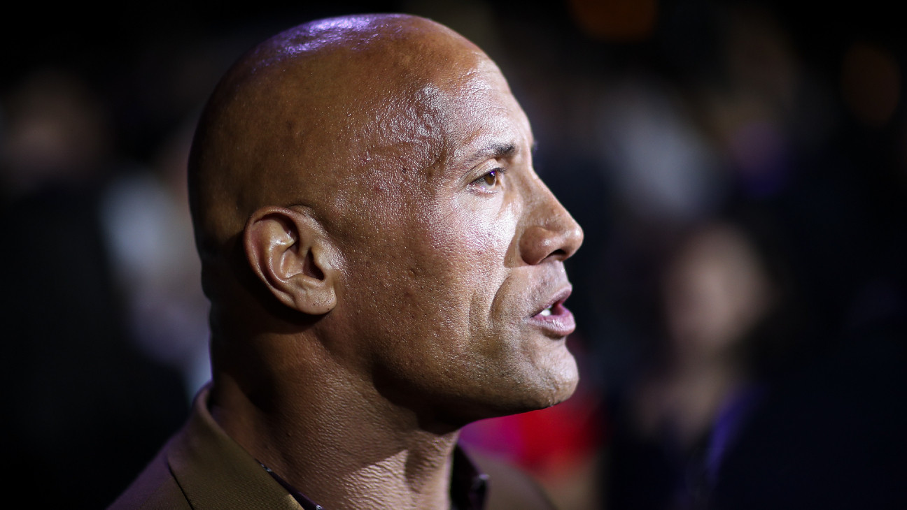 "Dwayne Johnson Documents ""Extremely Intense"" Workout and Injury"