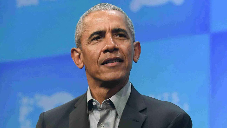 Barack Obama - Serious 2- Getty -H 2020