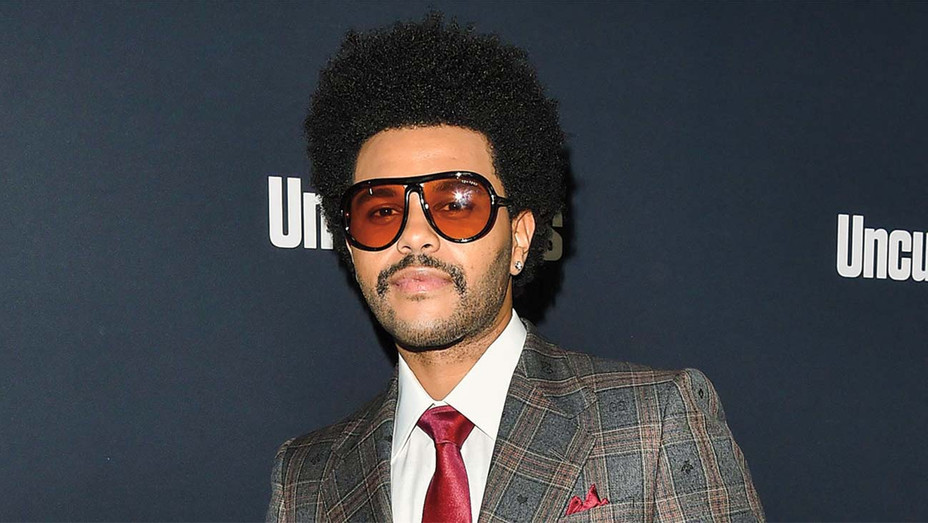 """The Weeknd attends the premiere of A24's """"Uncut Gems"""" - Getty -H 2020"""