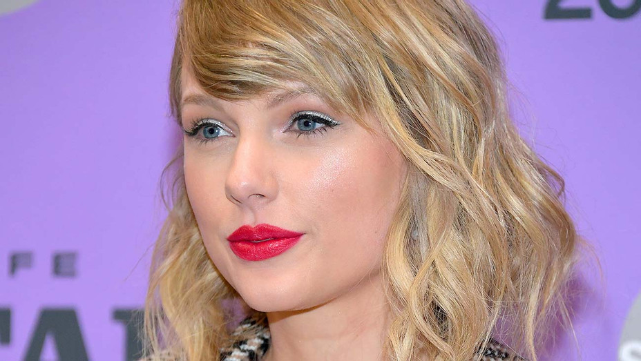 Taylor Swift attends the 2020 Sundance Film Festival - Getty -H 2020