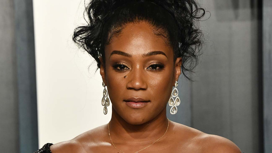 Tiffany Haddish attends the 2020 Vanity Fair Oscar Party - Getty-H 2020