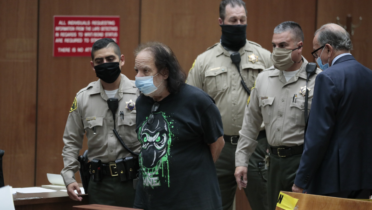 Ron Jeremy Charged With 20 New Counts ...
