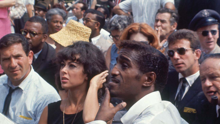 ONE TIME USE ONLY - Sammy Davis Jr  - March on Washington for Freedom and Jobs, August 28, 1963- Getty-H 2020