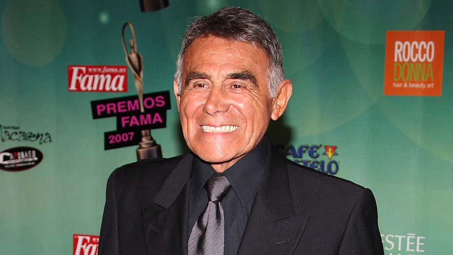 Actor Hector Suarez arrives at the Fama Awards - Getty -H 2020