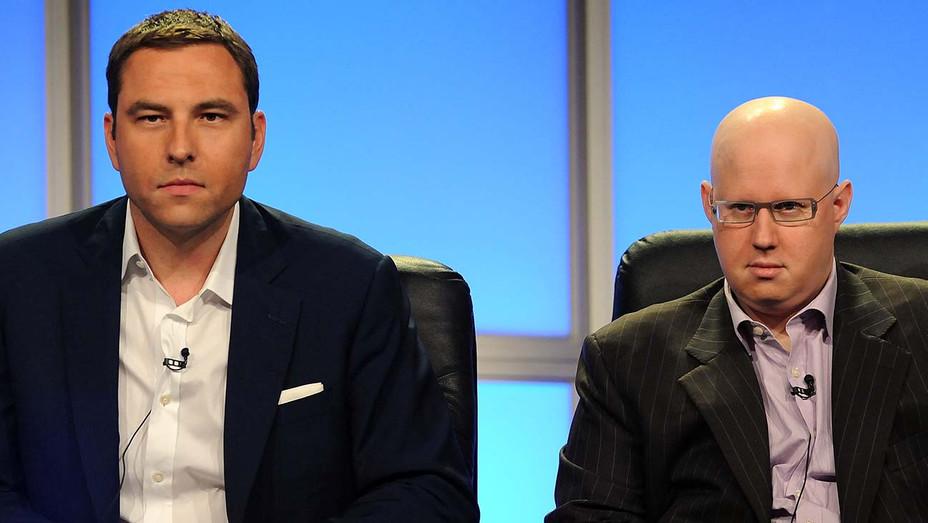David Walliams (L) and Matt Lucas -HBO Channel 2008 Summer Television Critics Association Press Tour -H 2020