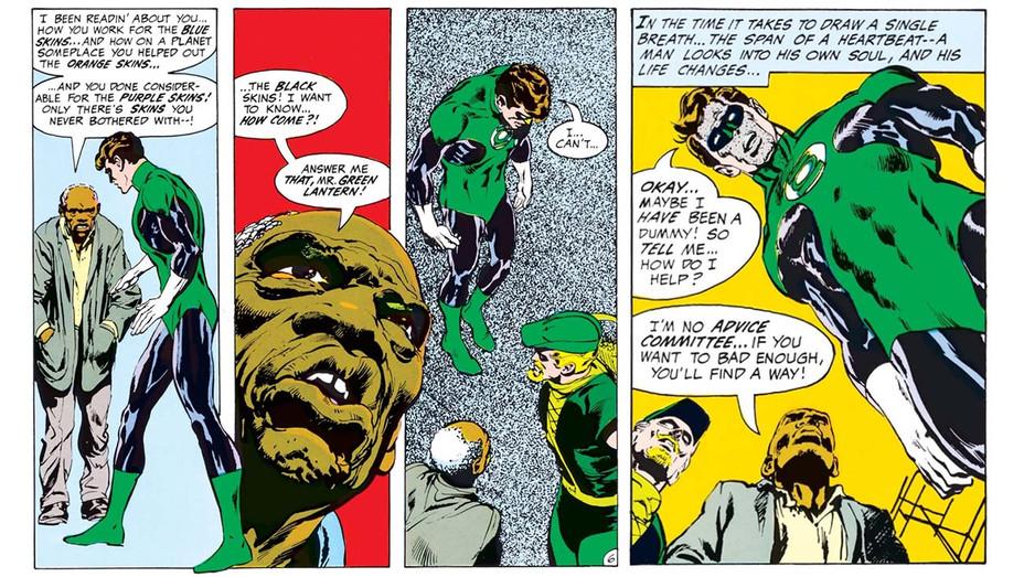 Green Lantern - Publicity - H 2020