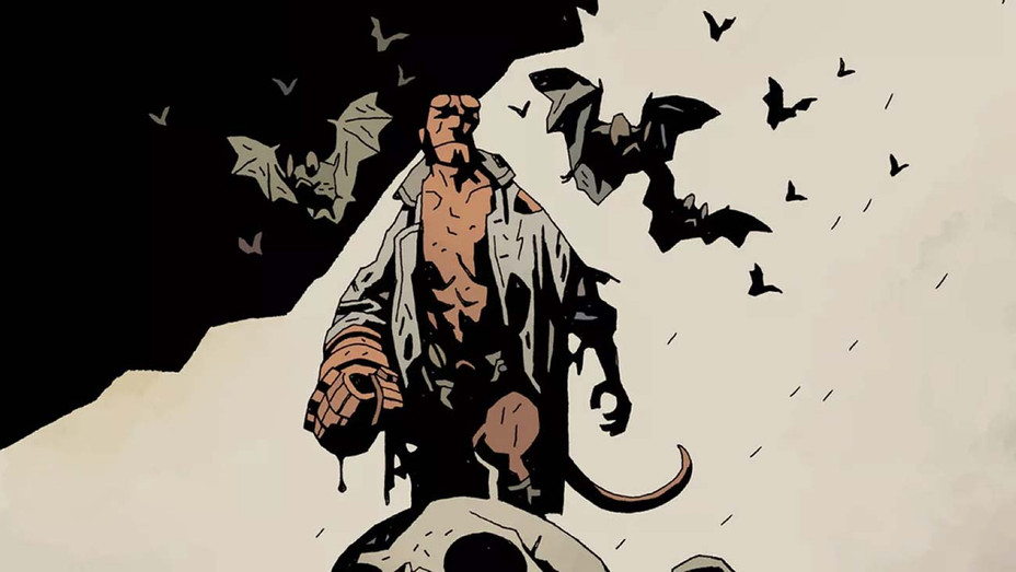 Hellboy game announce - Publicity - H 2020