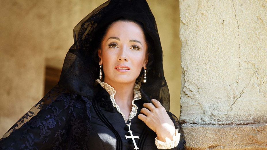 Linda Cristal in 'The High Chaparral' (1971) — Photofest — H 2020