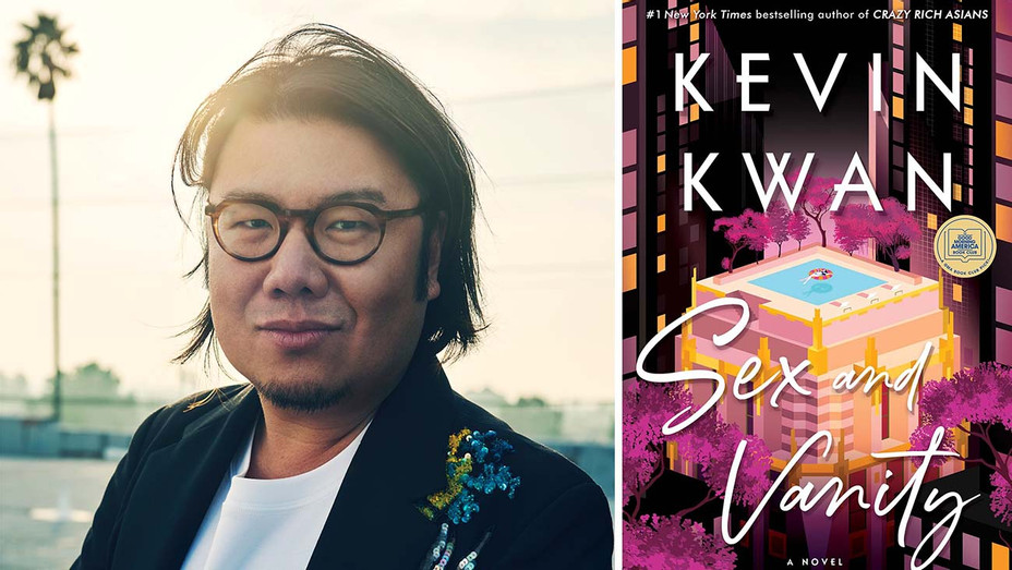 Kevin Kwan -Sex and Vanity book cover - Publicity - Split - H 2020