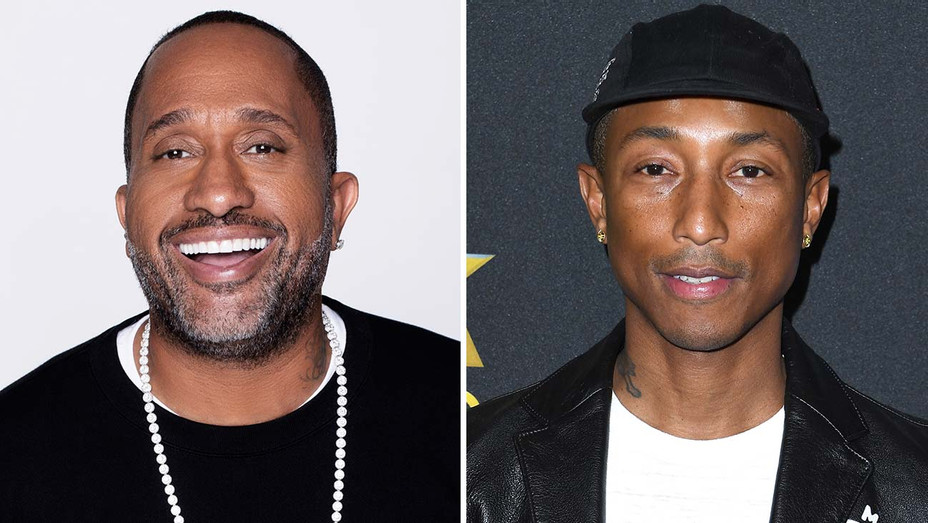 New_Kenya Barris, Pharrell Williams - Split- H 2020