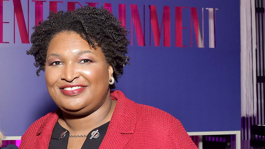 politician Stacey Abrams -Getty - H 2020