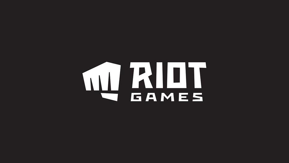 Riot Games logo - Publicity - H 2020