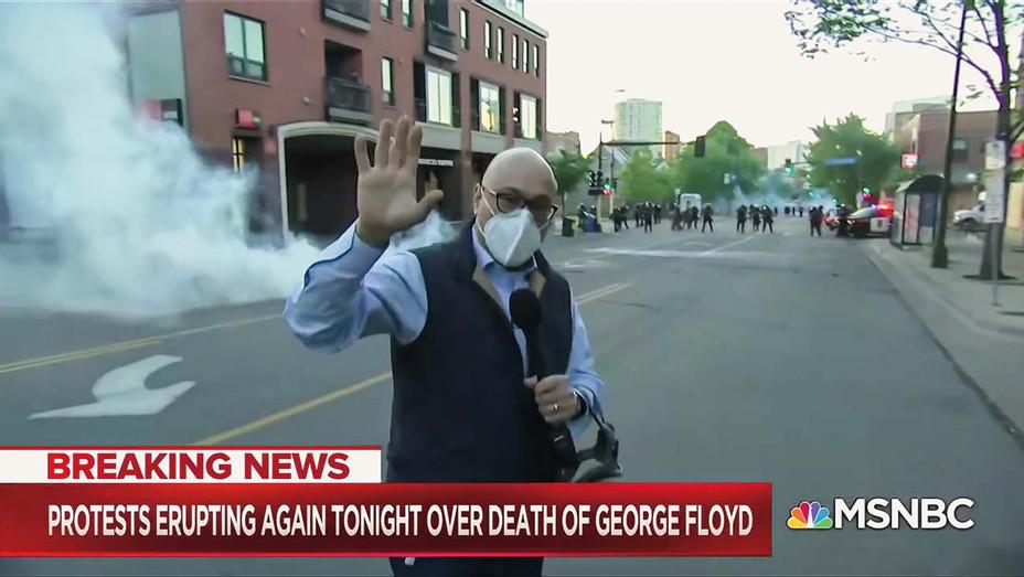 Breaking News - MSNBC's Ali?Velshi Screen Shot -Publicity -H 2020
