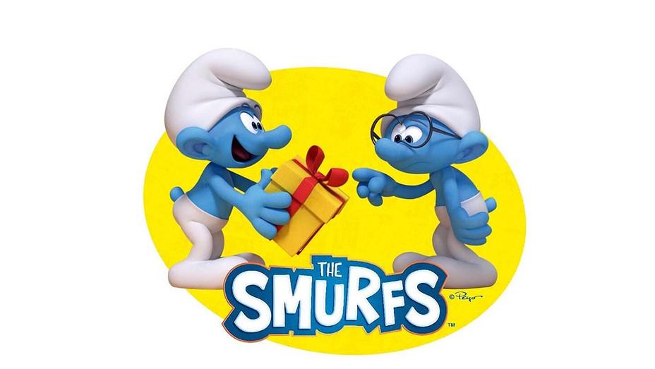 Smurfs - Nickelodeon- Publicity -H 2020