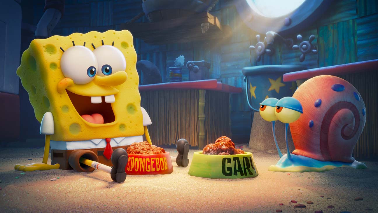 'The SpongeBob Movie: Sponge on the Run': Film Review
