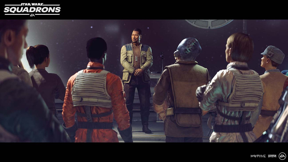 Star Wars Squadrons- Publicity - H 2020