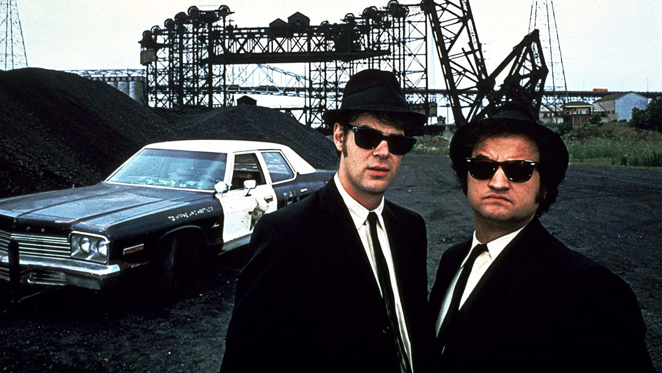 Dan Aykroyd Recalls The Hilarious Time John Belushi Wandered Off 'Blues Brothers' Set