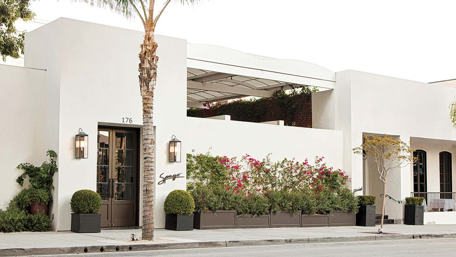 The Hollywood Power Lunch Returns?-Spago Exterior_by Roger Davies- Publicity - H 2020