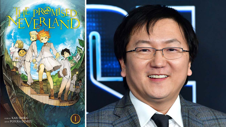 The Promised Neverland- Masi Oka - Publicity - Getty - Split - H 2020