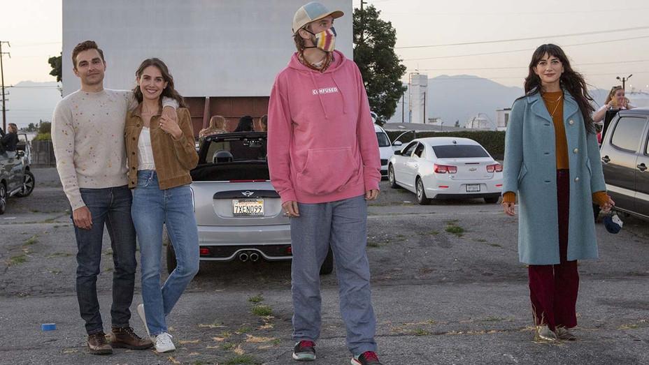 Dave Franco The Rental movie premiere - Publicity -H 2020