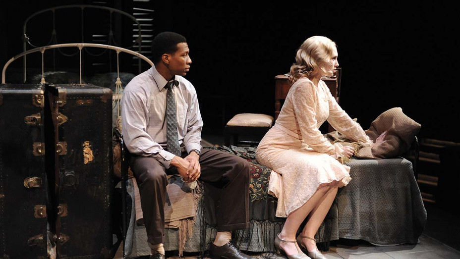 The Top 25 Drama Schools in the World-Jonathan Majors at UNCSA in A Streetcar Named Desire_Steve Davis_2011- Publicity - H 2020