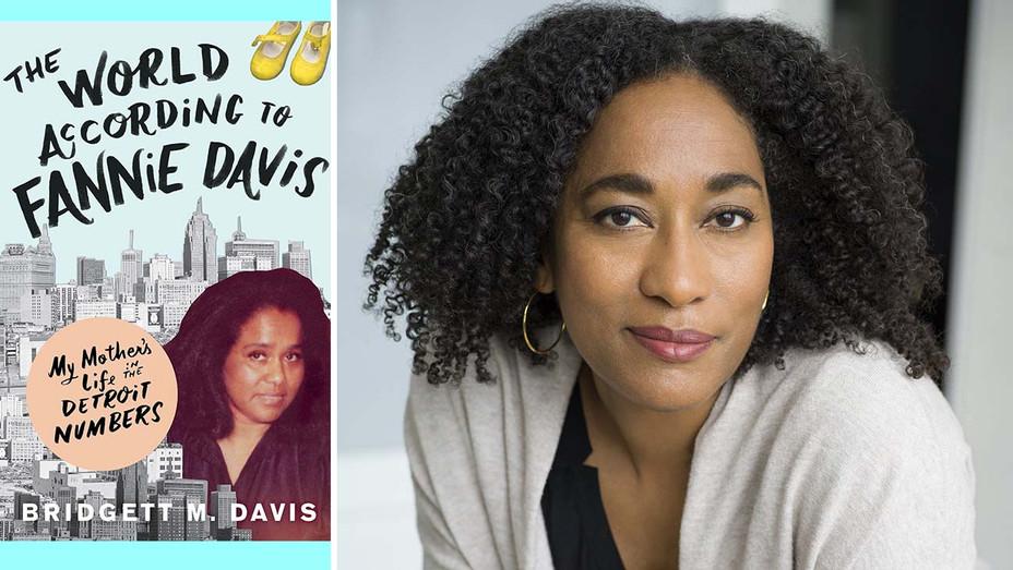 THE WORLD ACCORDING TO FANNIE DAVIS BOOK Cover AND Bridgett M. Davis SPLIT-H 2020