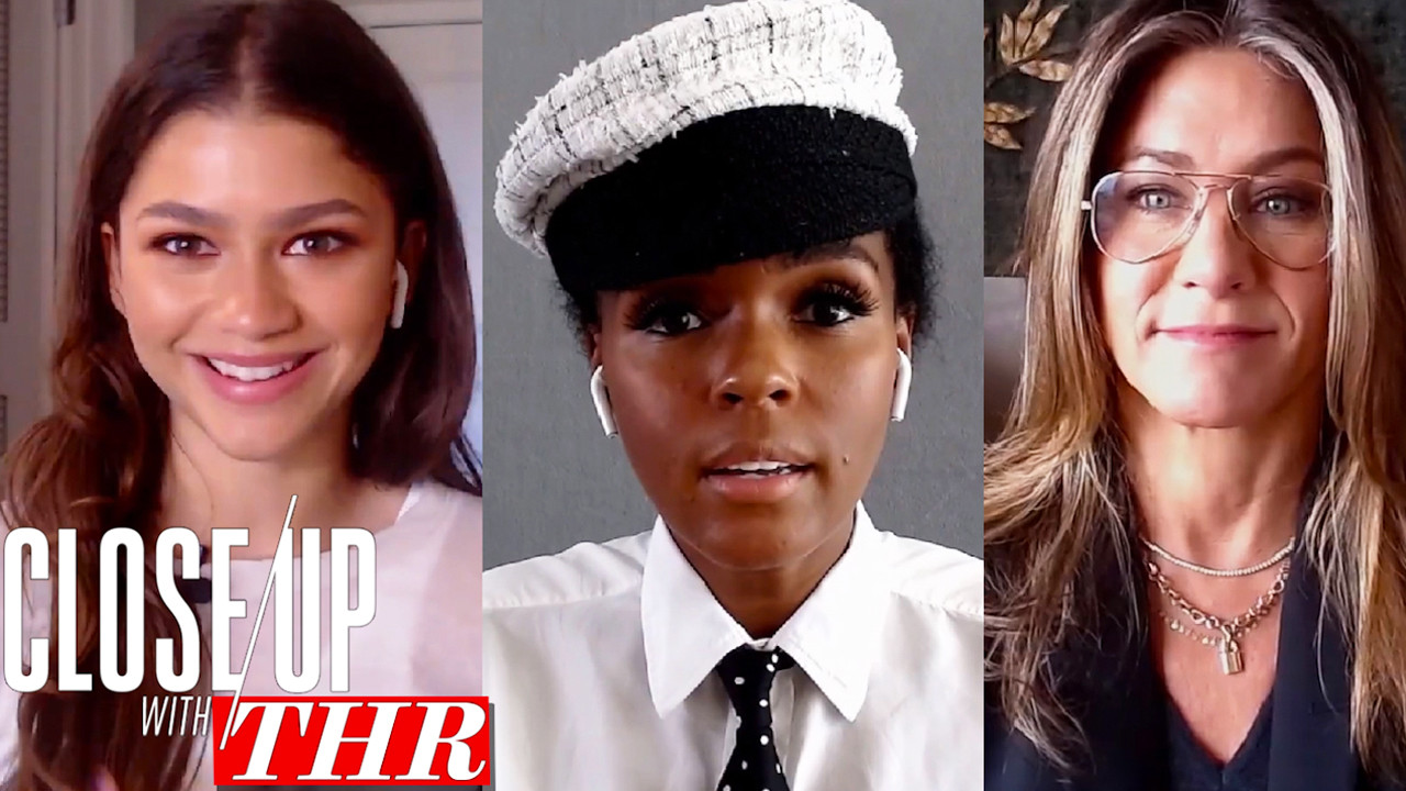 Drama Actress Roundtable: Janelle Monáe, Zendaya, Reese Witherspoon, Jennifer Aniston, Helena Bonham Carter & Rose Byrne