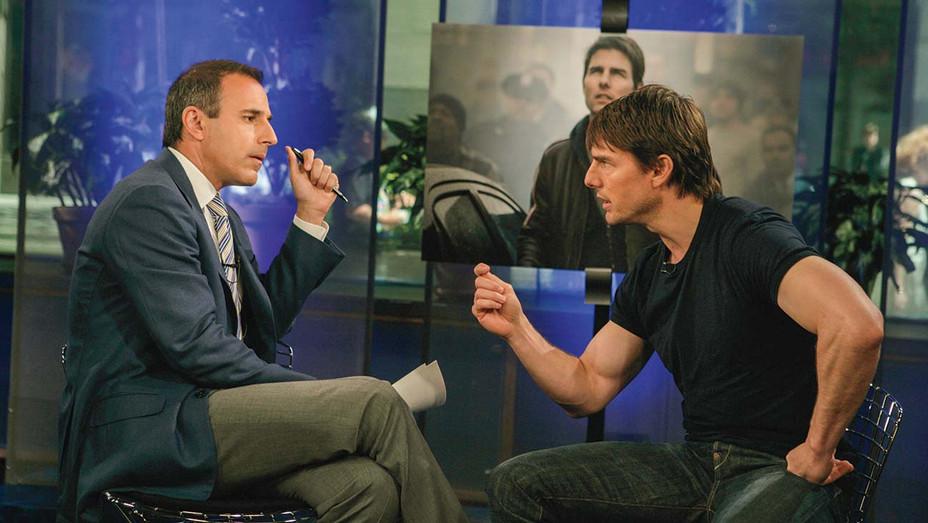 Today NBC June 25, 2005 - Matt Lauer, Tom Cruise - NBC Photofest -H 2020