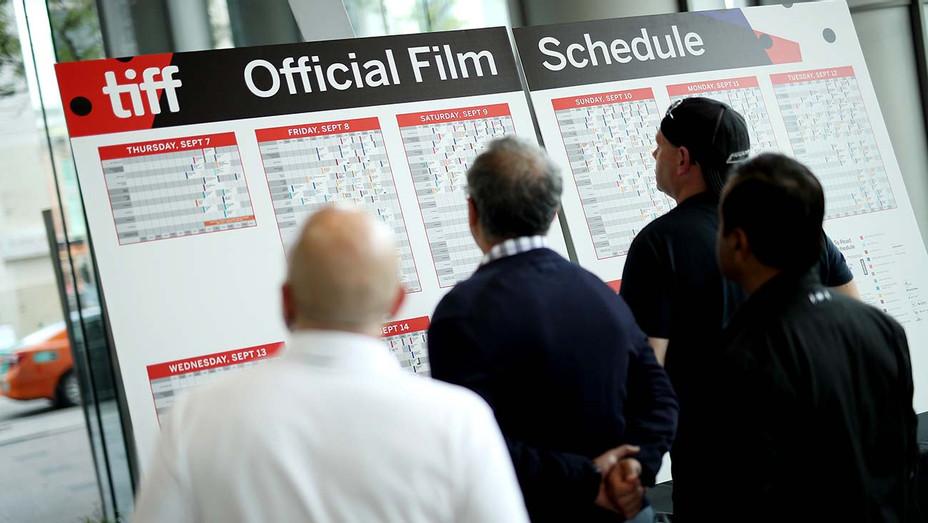 Toronto International Film Festival - Getty - H 2020