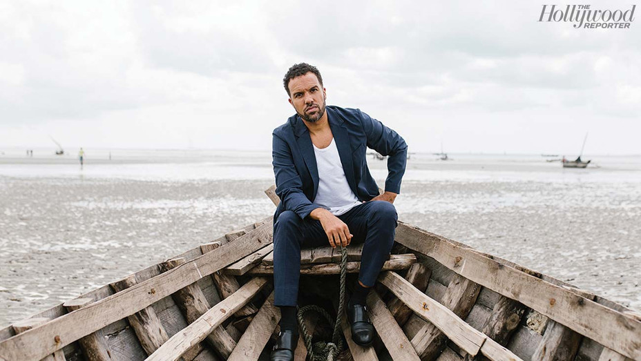 ONE TIME USE ONLY -THR- 'Maxxx' Star O-T Fagbenle-Photographed by Sam Vox - H- 2020