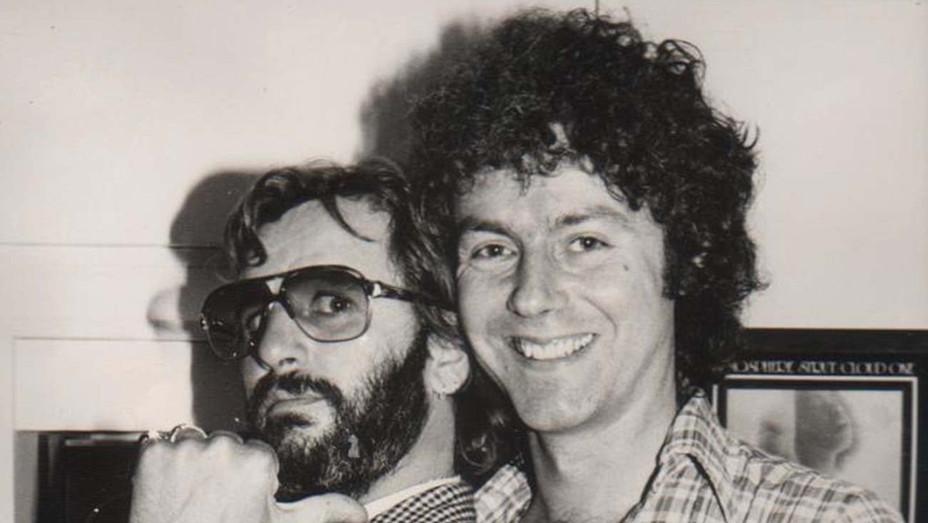 Jim Delehant and Ringo Starr-Publicity - H 2020