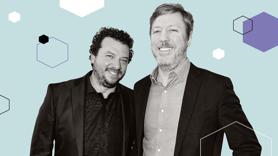 ONE TIME USE ONLY - Danny McBride and Joseph Stephens attend The Righteous Gemstones premiere - Graphic -H 2020