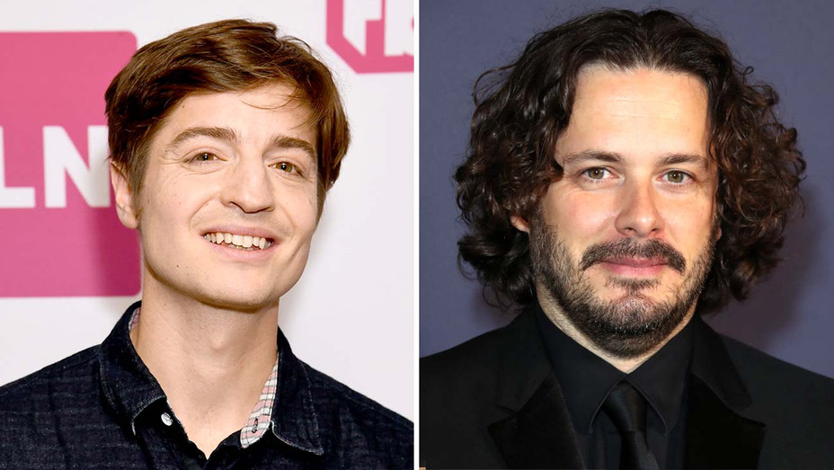 Simon Rich and edgar wright - Getty - Split - H 2020