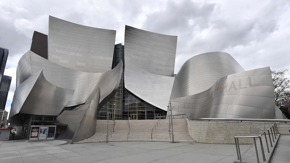 Walt Disney Concert Hall- Getty - H 2020