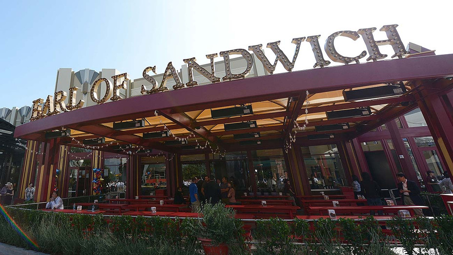 A general view of atmosphere is seen at the opening of Earl of Sandwich at Downtown Disney District - Anaheim, California - getty - H 2020
